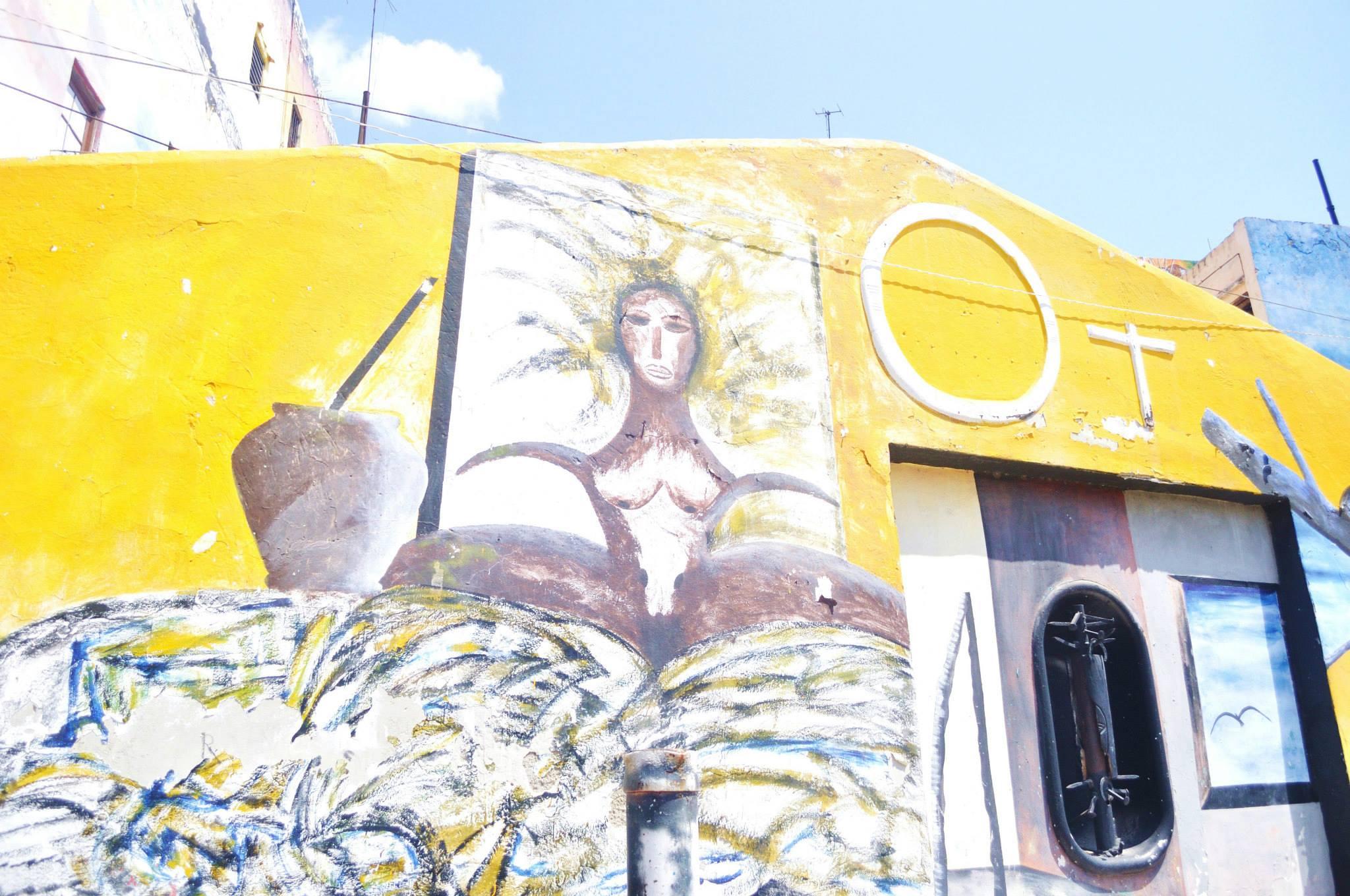 Havana\'s Callejón de Hamel: Afro Cuban Street Art | Desi Globetrotter