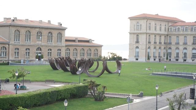 Marseille art