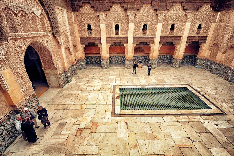 Ali ben Youssef Medersa - Marrakech