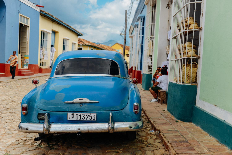 Back Streets of Cuba